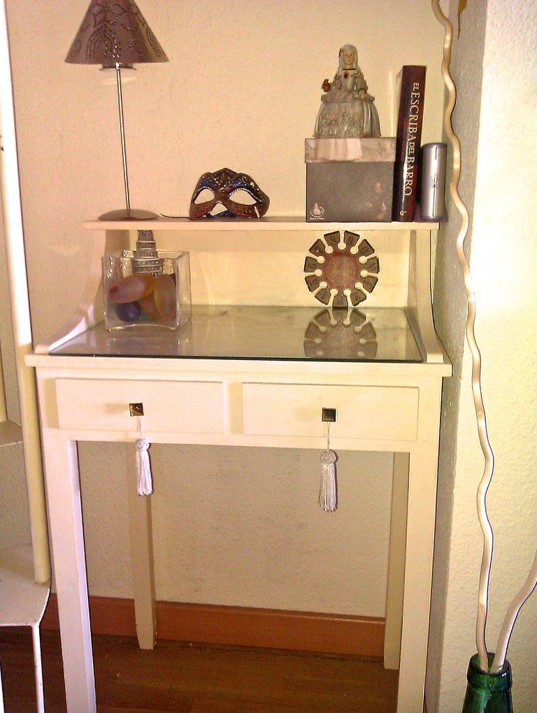 Pintar un mueble en blanco envejecido - Muebles en crudo para pintar ...