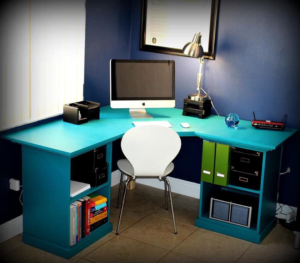 13 free diy desk plans you can build today publicscrutiny Choice Image