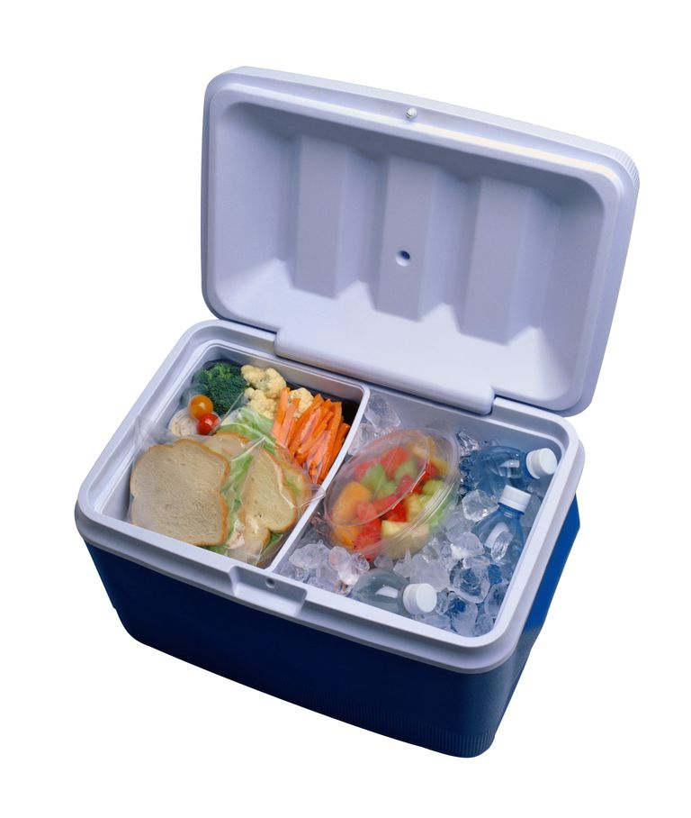How to Pack a Healthy Cooler