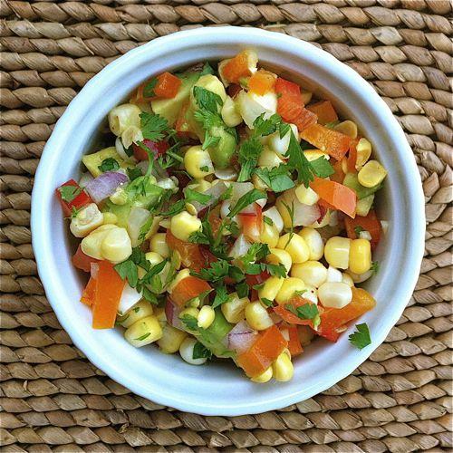Picture of Corn Avocado Salad