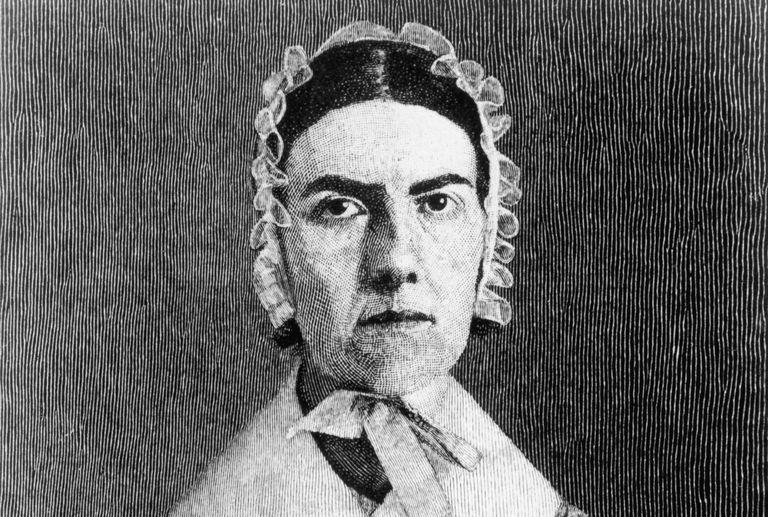 Abolitionist heroine Angelina Grimké