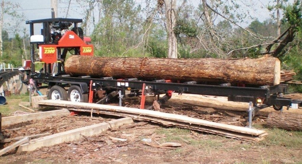 The 6 Best North American Portable Sawmills