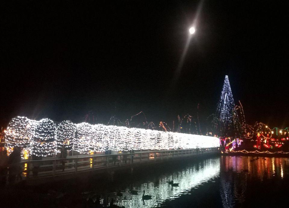 Chickasha Christmas Lights