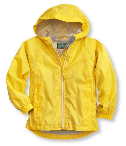 baby rain jackets
