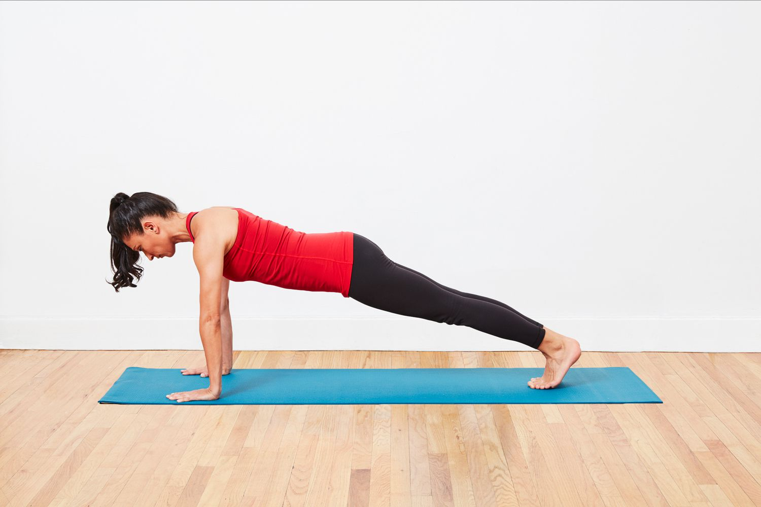 Learn The Right Way To Do A Plank