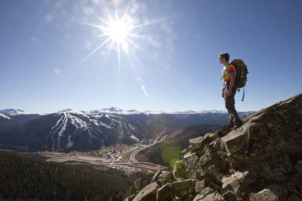 Altitude sickness in Colorado