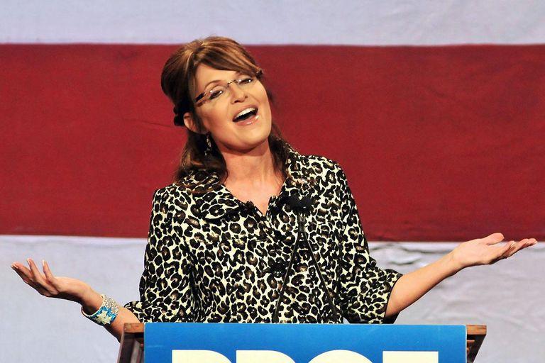 Sarah Palin Addresses Florida Republican Party Victory Dinner