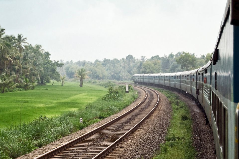 Konkan Railway.