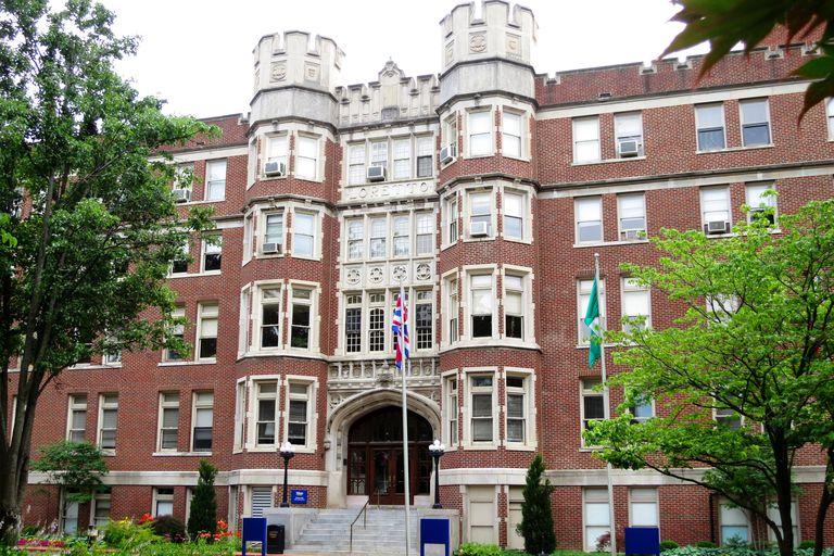 Webster Hall at Webster University