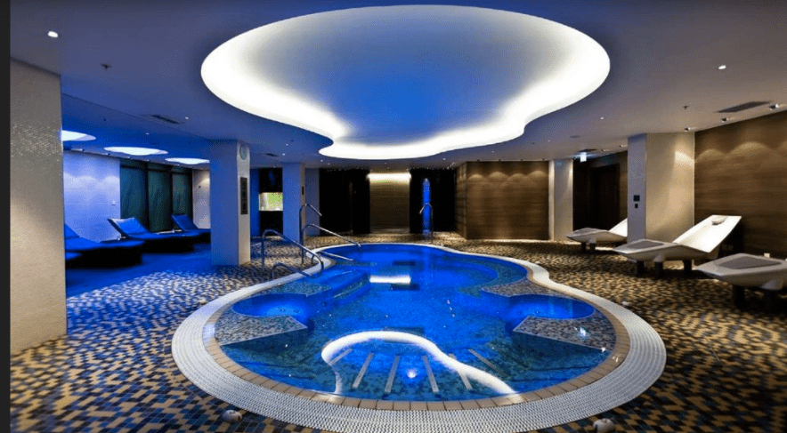 Hilton Hotel Heathrow Spa