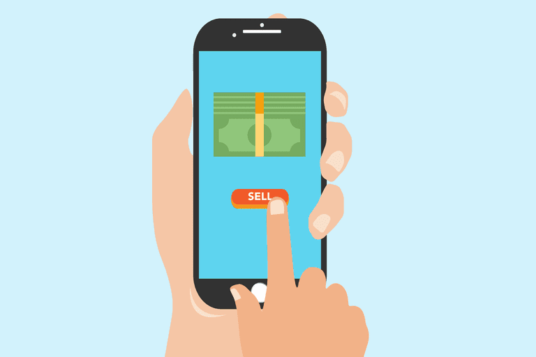 Apps for selling Android