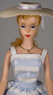 Vinyl Vintage Barbie in Suburban Shopper
