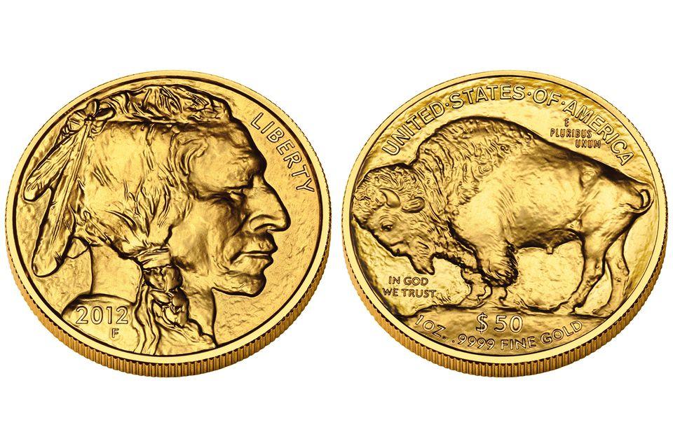 United States Gold Buffalo Bullion Coin