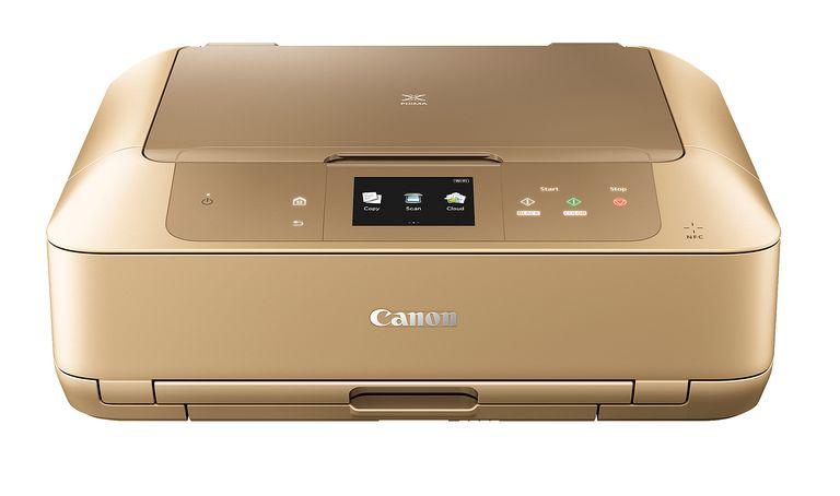 Canon's Pixma MG7720 Photo Inkjet Printer