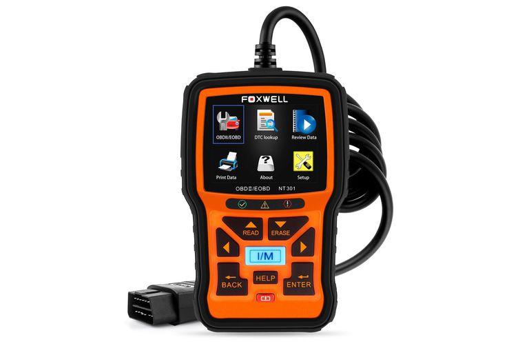 FOXWELL NT301 Car Obd2 Code Scanner