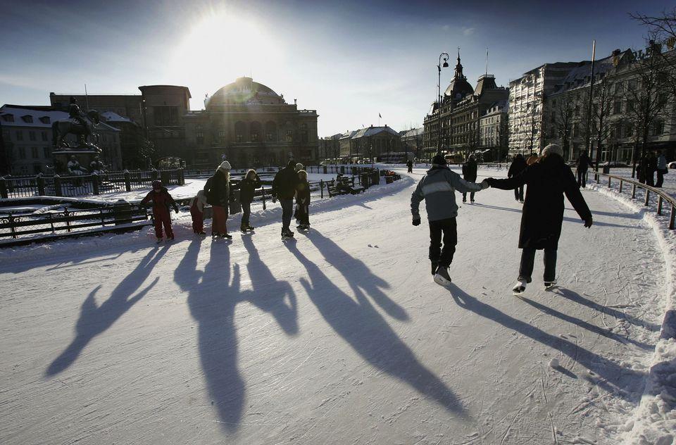 Copenhagen Ice Skating