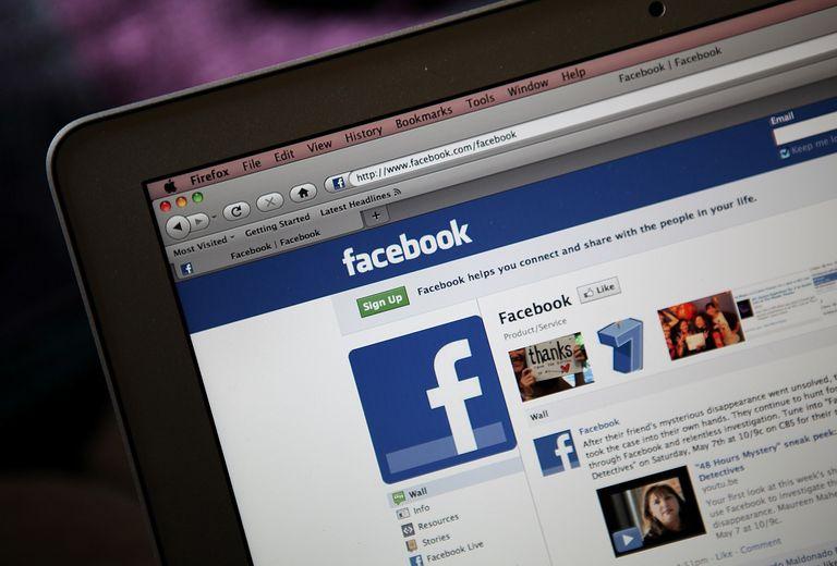 Closing Facebook