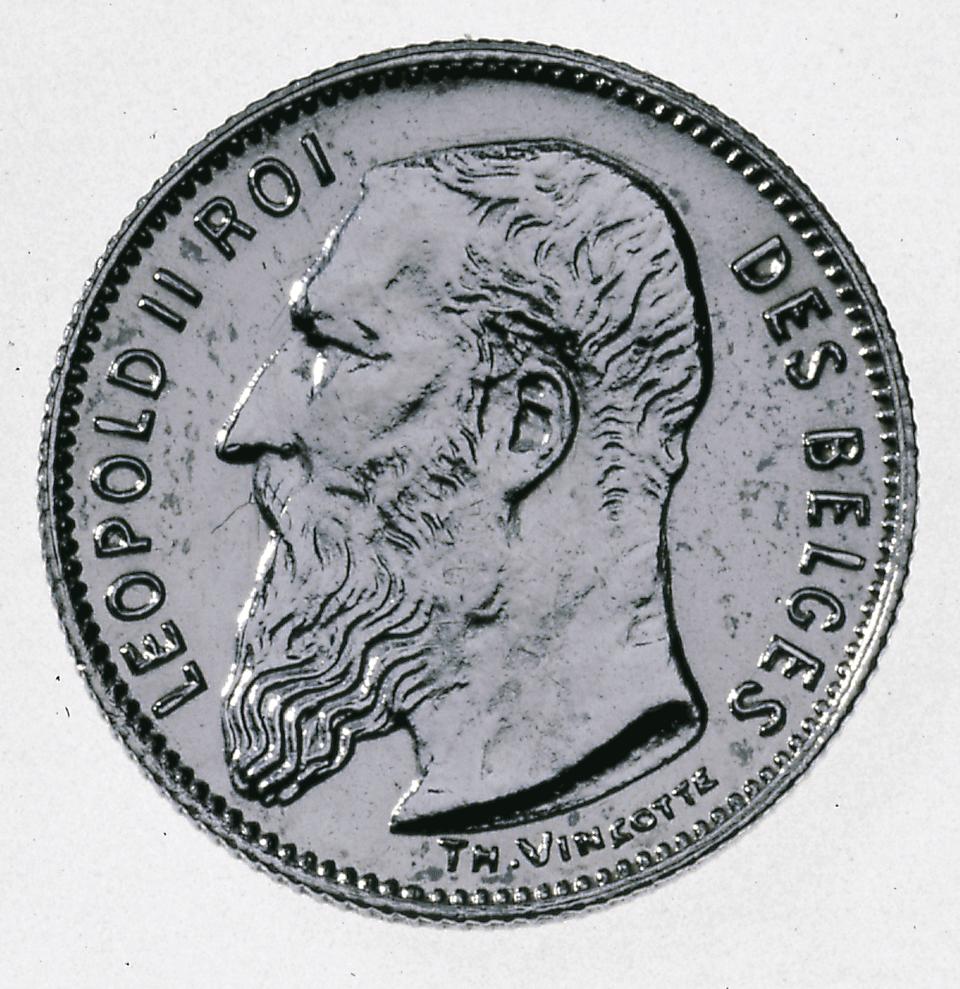 An example of a collectable coin