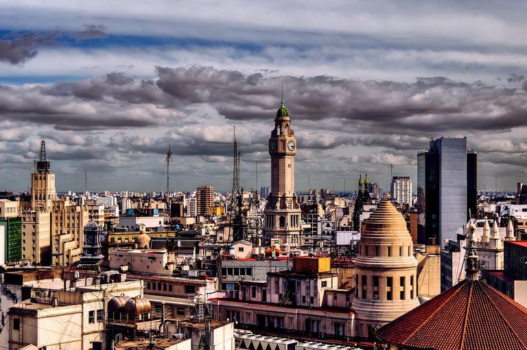 La ciudad al sur - The city south