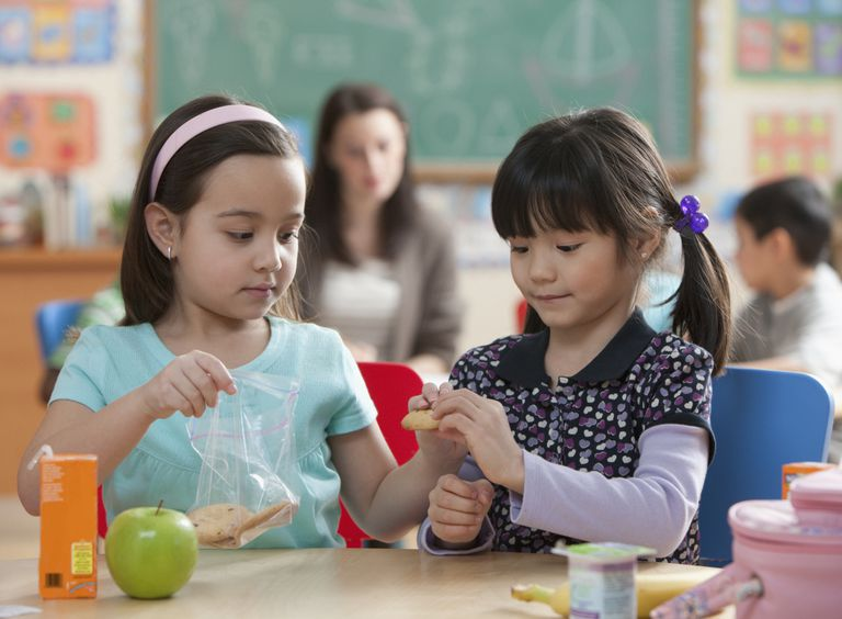 Kids with emotional intelligence have empathy.