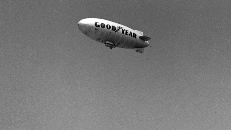 goodyear blimp