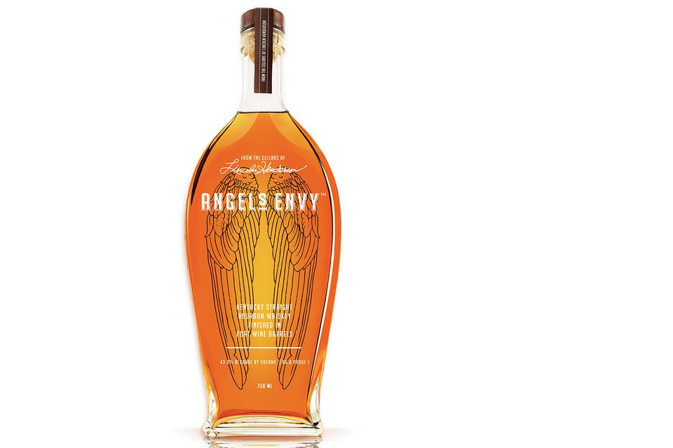 Angel's Envy Kentucky Straight Bourbon Whiskey Finished in Port Wine Barrels
