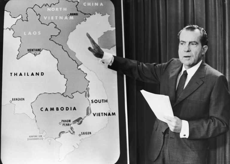 the effectiveness of nixons vietnamization policy Richard nixon on china 1972: implemented shanghai communique's one china policy the us position on taiwan is ambiguous in 1972, in the shanghai communique, the us addressed the crucial question obstructing the normalization of relations.