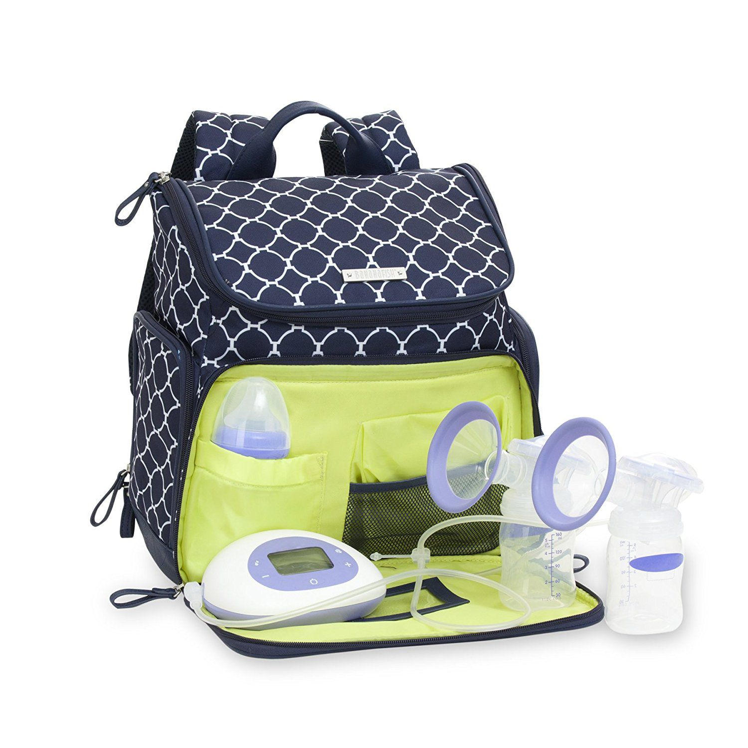 10 gorgeous well made breast pump bags