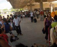 Central America Border Crossings