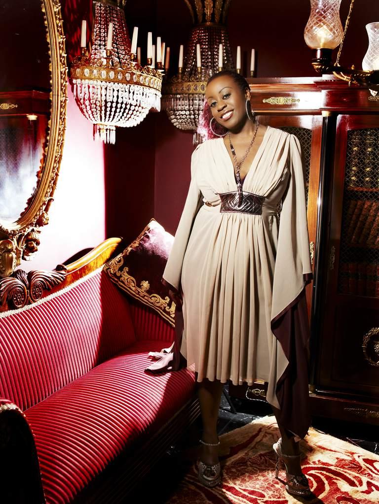 Singer-songwriter Hilary Mwelwa of Hil St. Soul