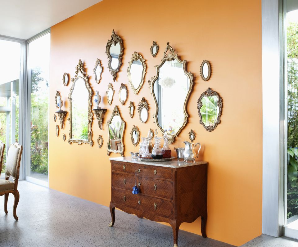 How To Use Mirrors To Create Good Feng Shui  The Spruce