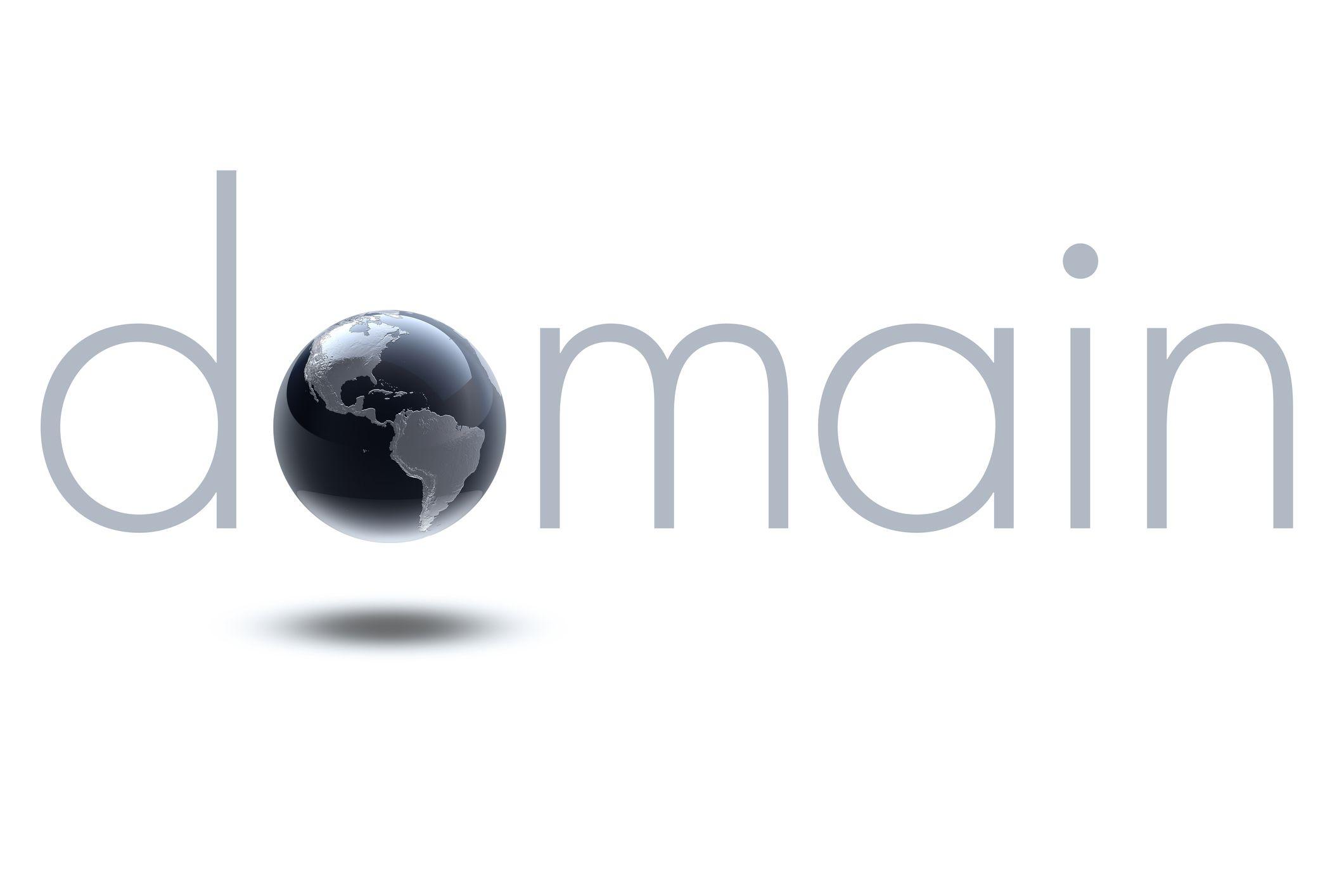 internet domain names definition