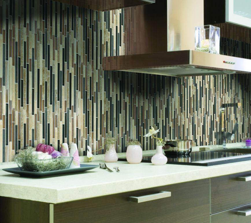 Hampton Dunes Kitchen Backsplash from Florim USA