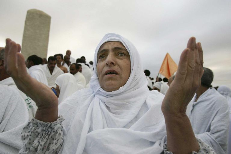 Islamic Hajj - Annual Pilgrimage To Mecca
