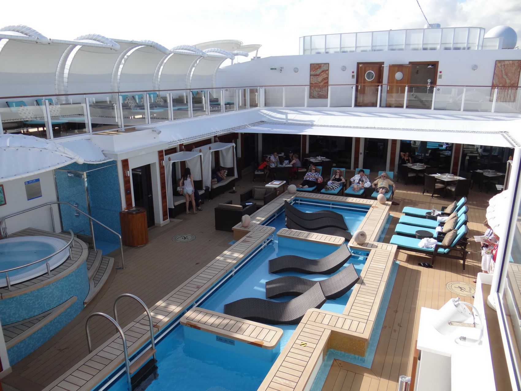 Norwegian Getaway The Haven