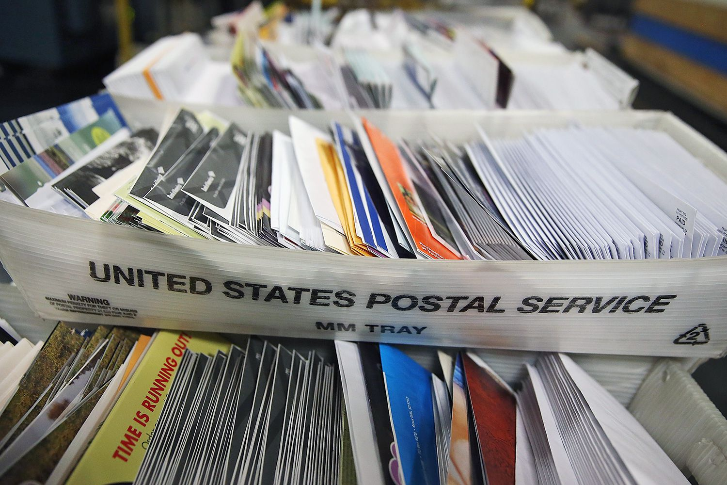 US Postal Service Mail Holding Service Online Request