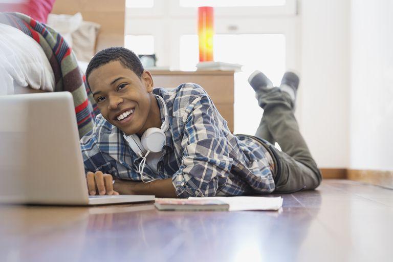 Public online schools are a no-cost alternative for teens.