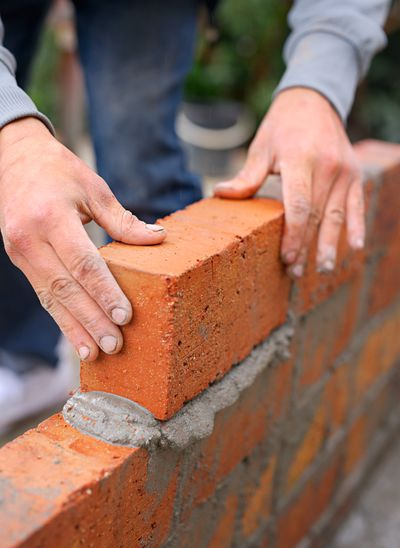 A BEGINNER'S GUIDE TO BRICK, BLOCK, STONE and MASONRY ...