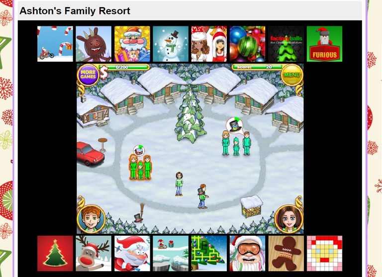 A screenshot of the game Ashton's Family Resort