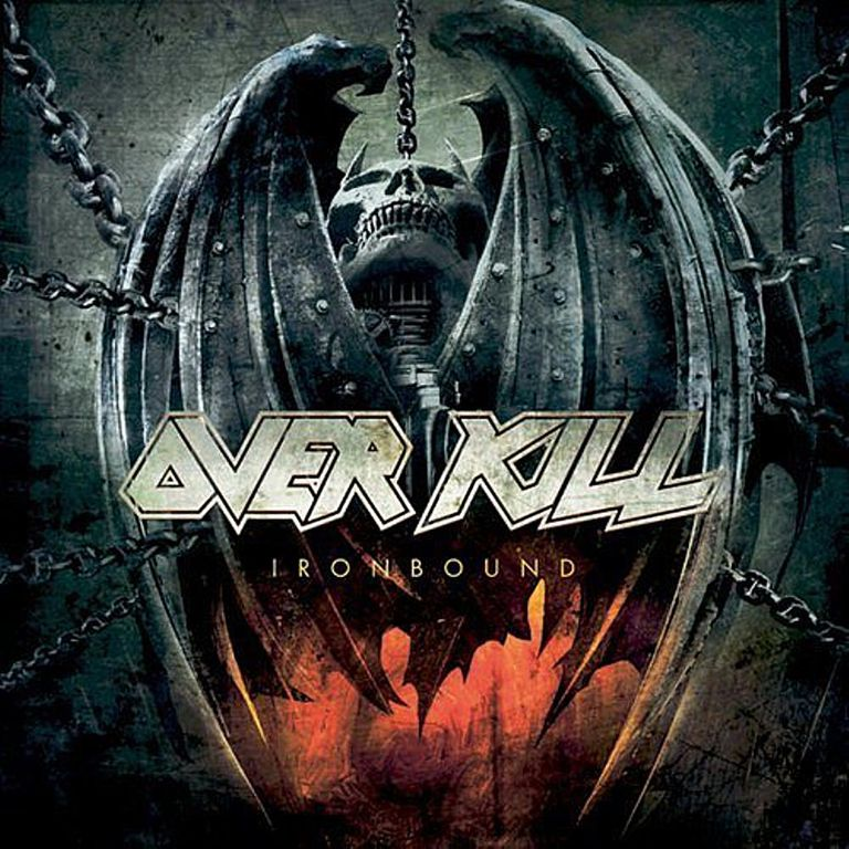 Overkill - 'Ironbound'