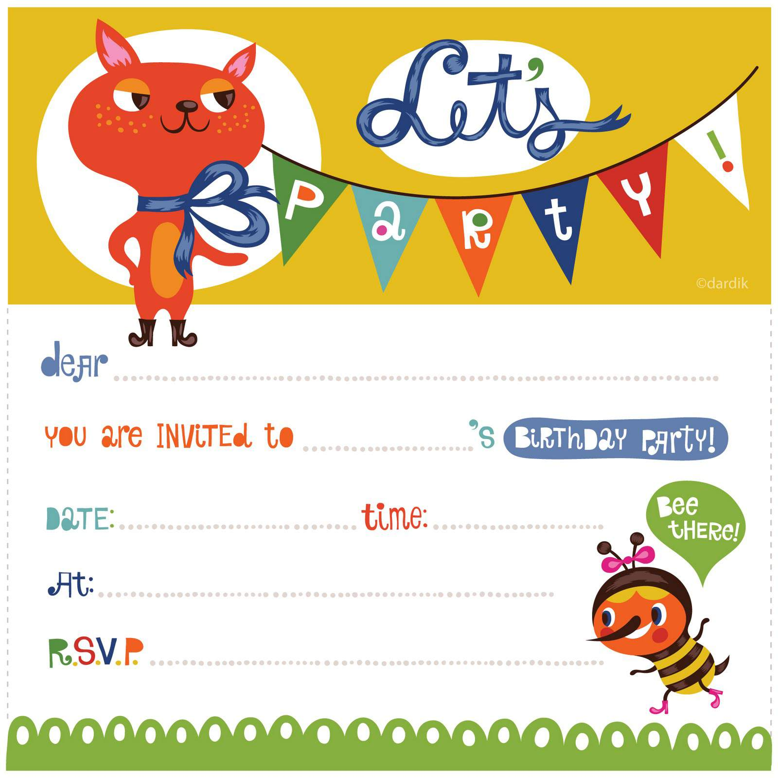 Print birthday invites doritrcatodos print birthday invites filmwisefo