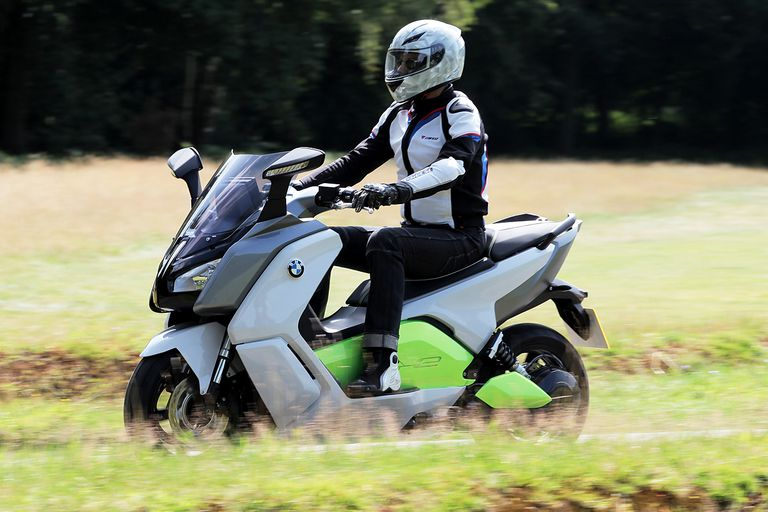 BMW Electric Scooter Review