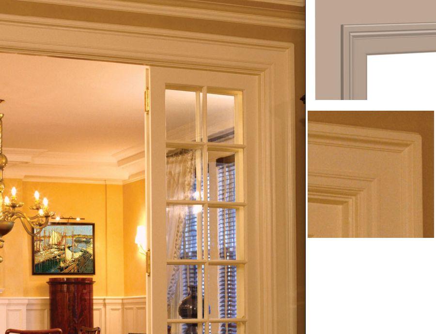 Door Trimming Ideas For Home Renovators
