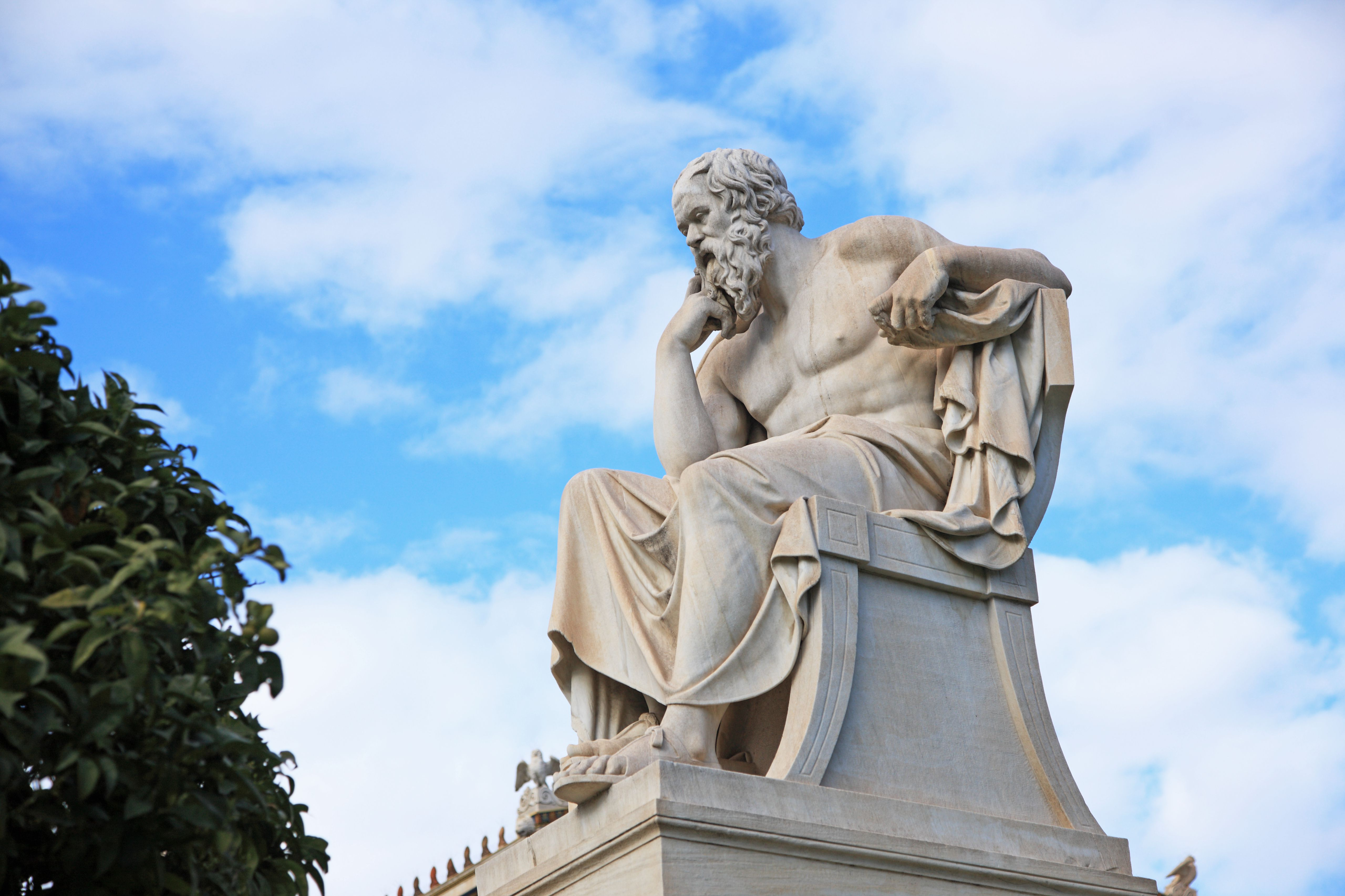 wisdom in platos apology Plato's apology tells the story of the trial  in other words, socrates' wisdom lies in acknowledging his own ignorance after a systematic survey of.