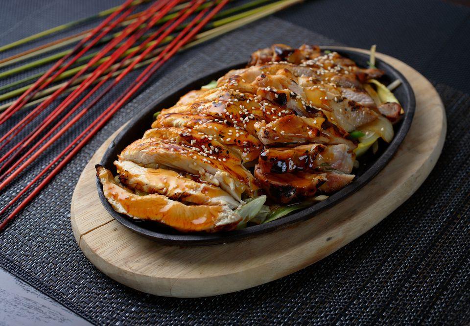 Hasil gambar untuk teriyaki chicken japan