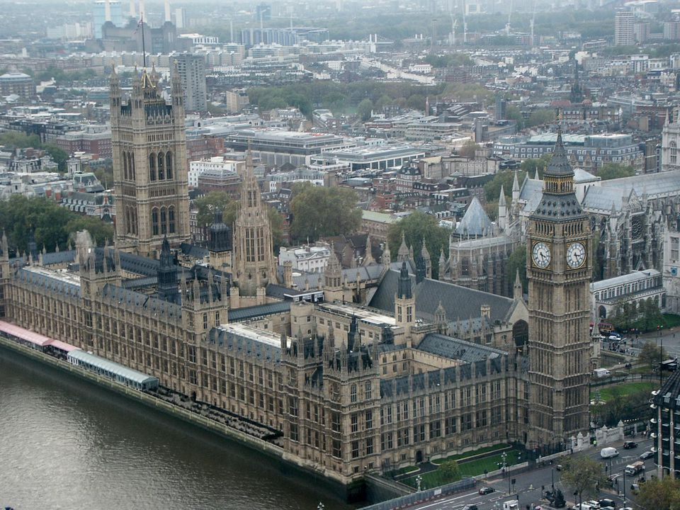 palace of westminster picture