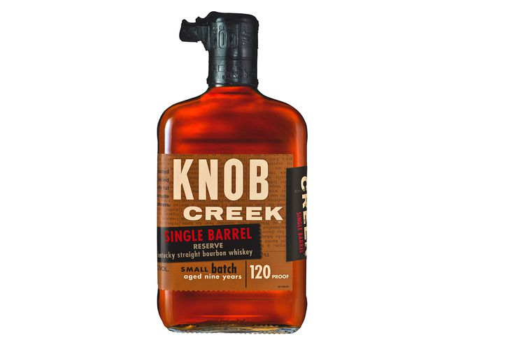 knob creek single barrel reserve bourbon review