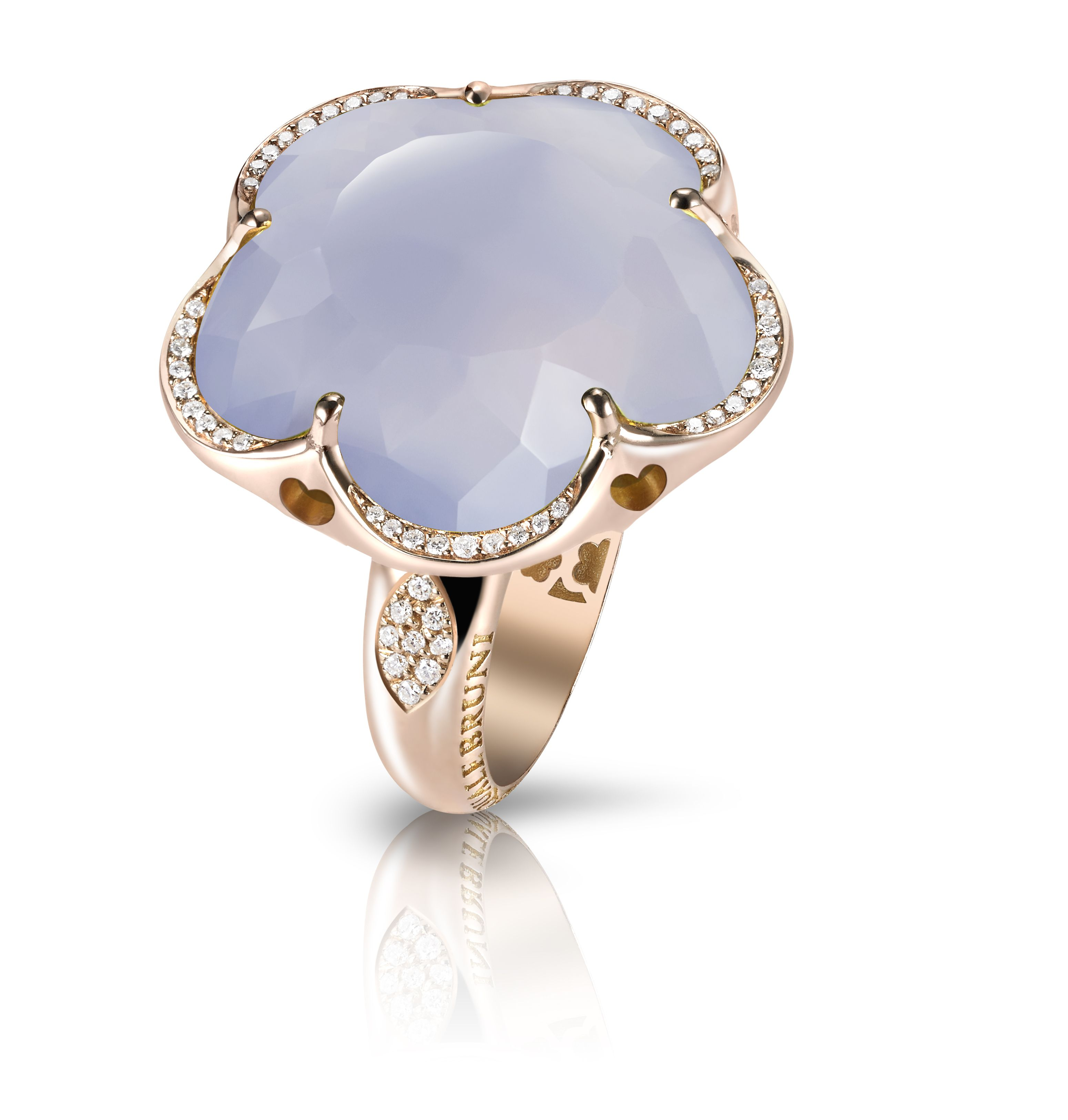 the best blues in engagement rings