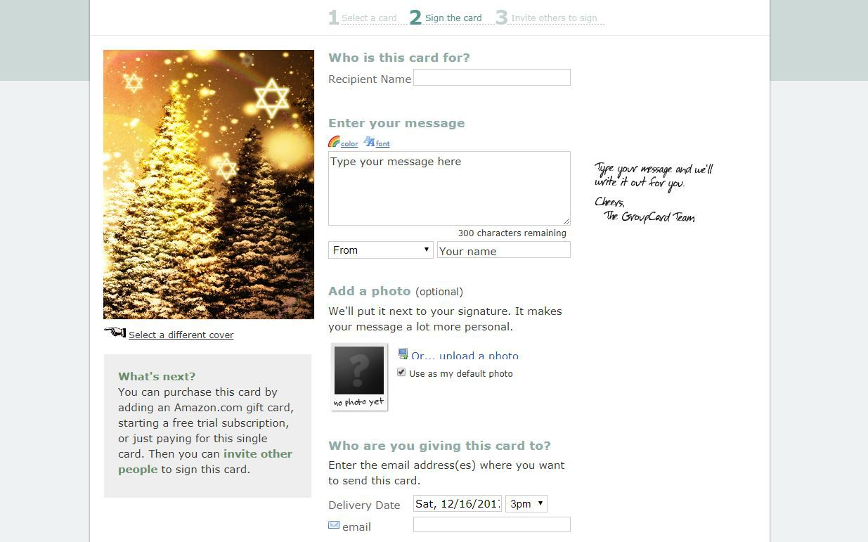 The best christmas e card sites kristyandbryce Image collections