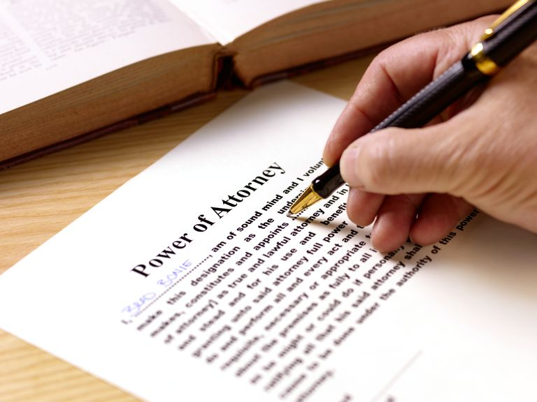 Power of Attorney for Healthcare